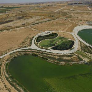 איטום אגם באר שבע